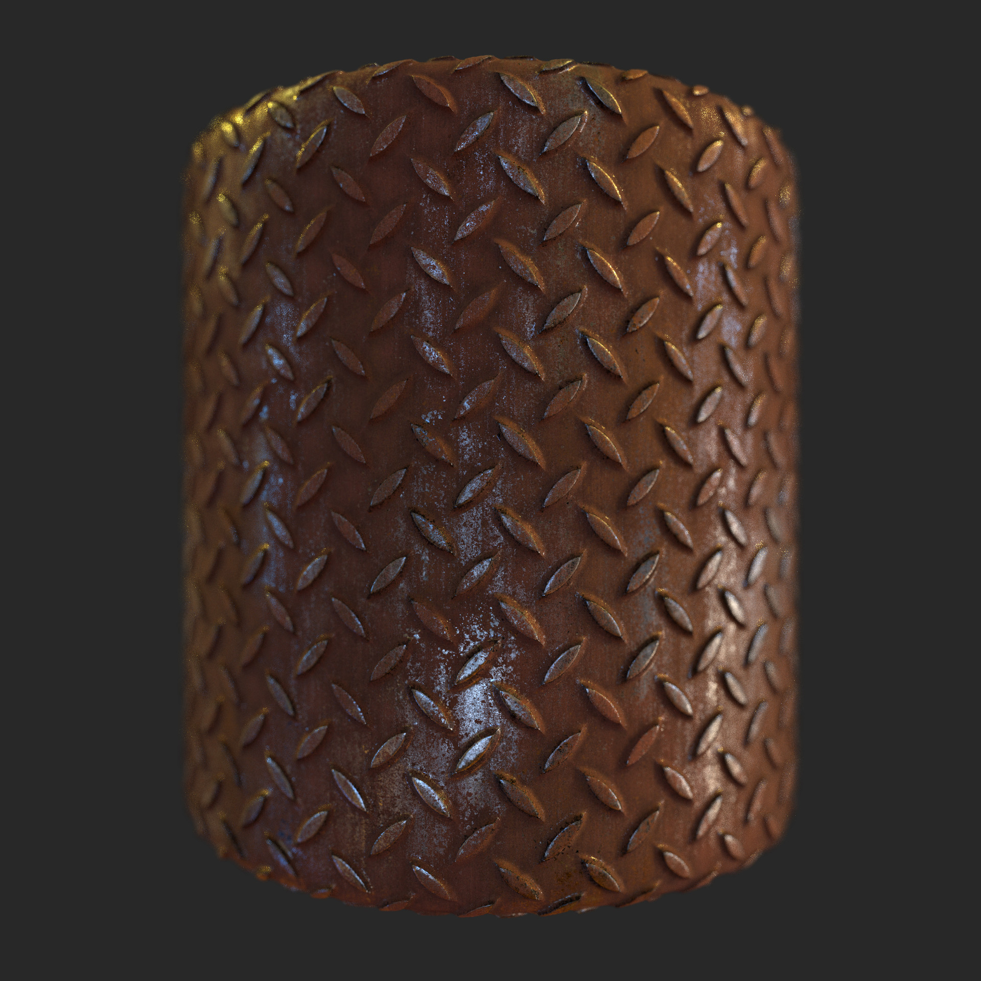 Substance Designer iray render