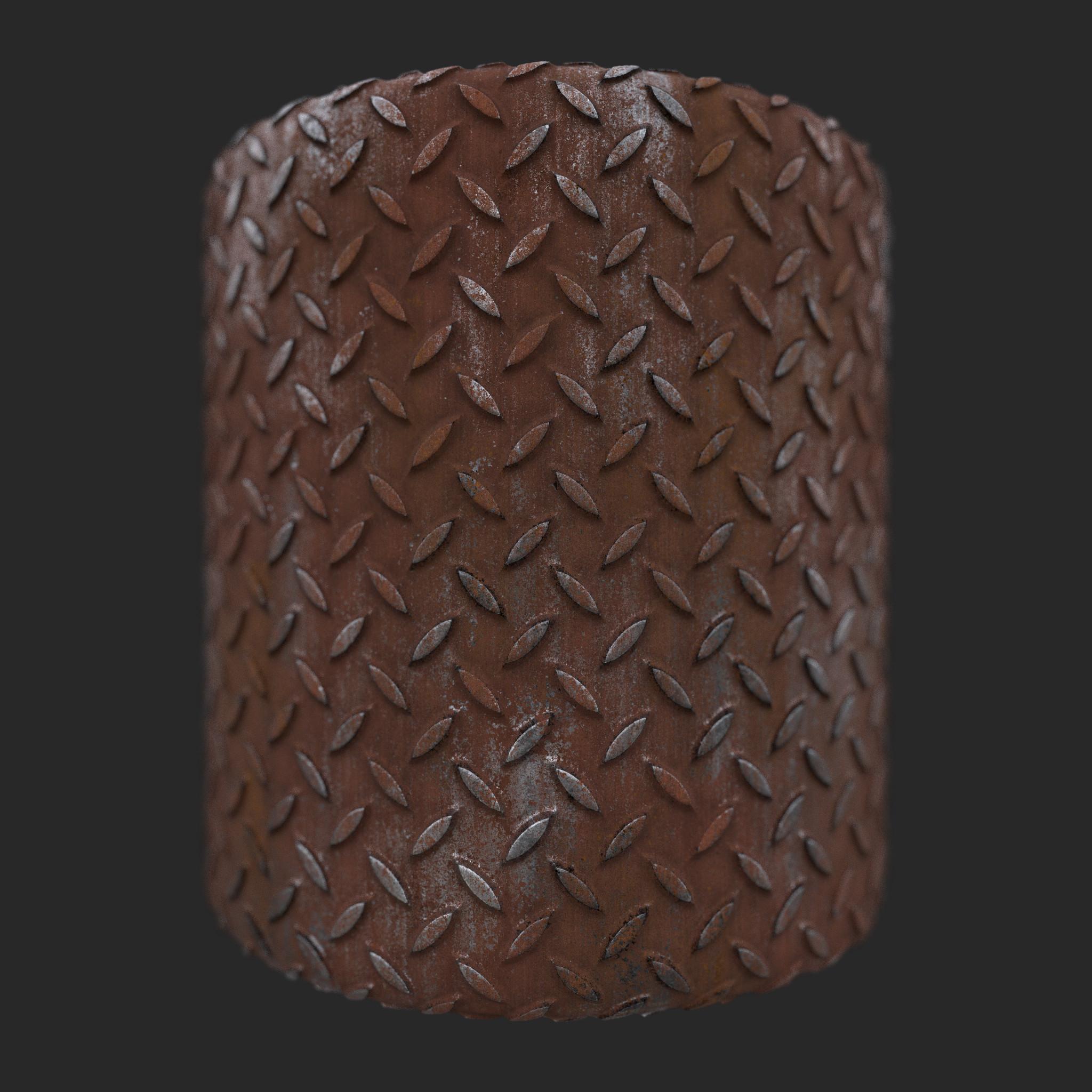 Substance Designer iray render