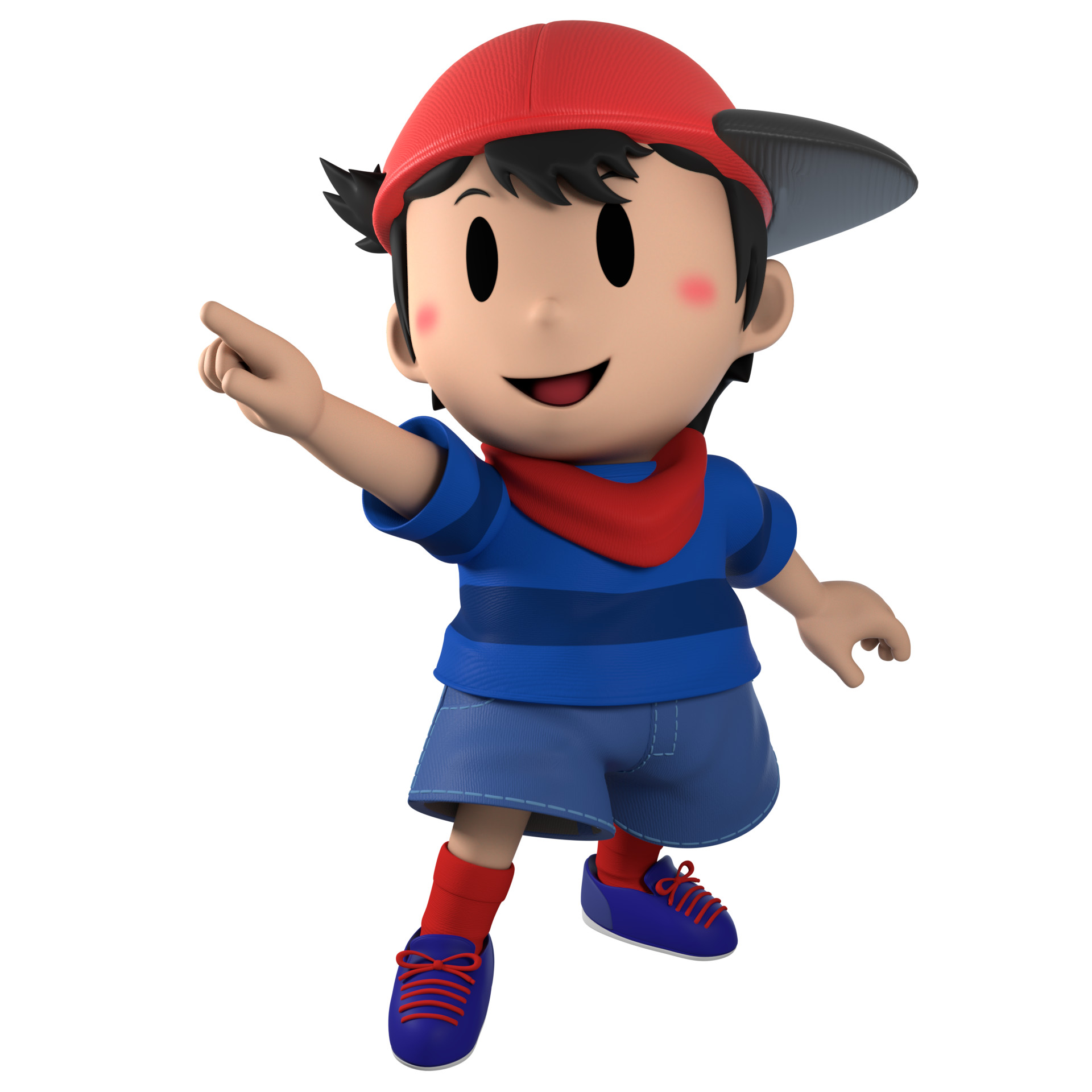 Noah Hayden - Ninten - Mother 1/Earthbound Beginnings (Smash