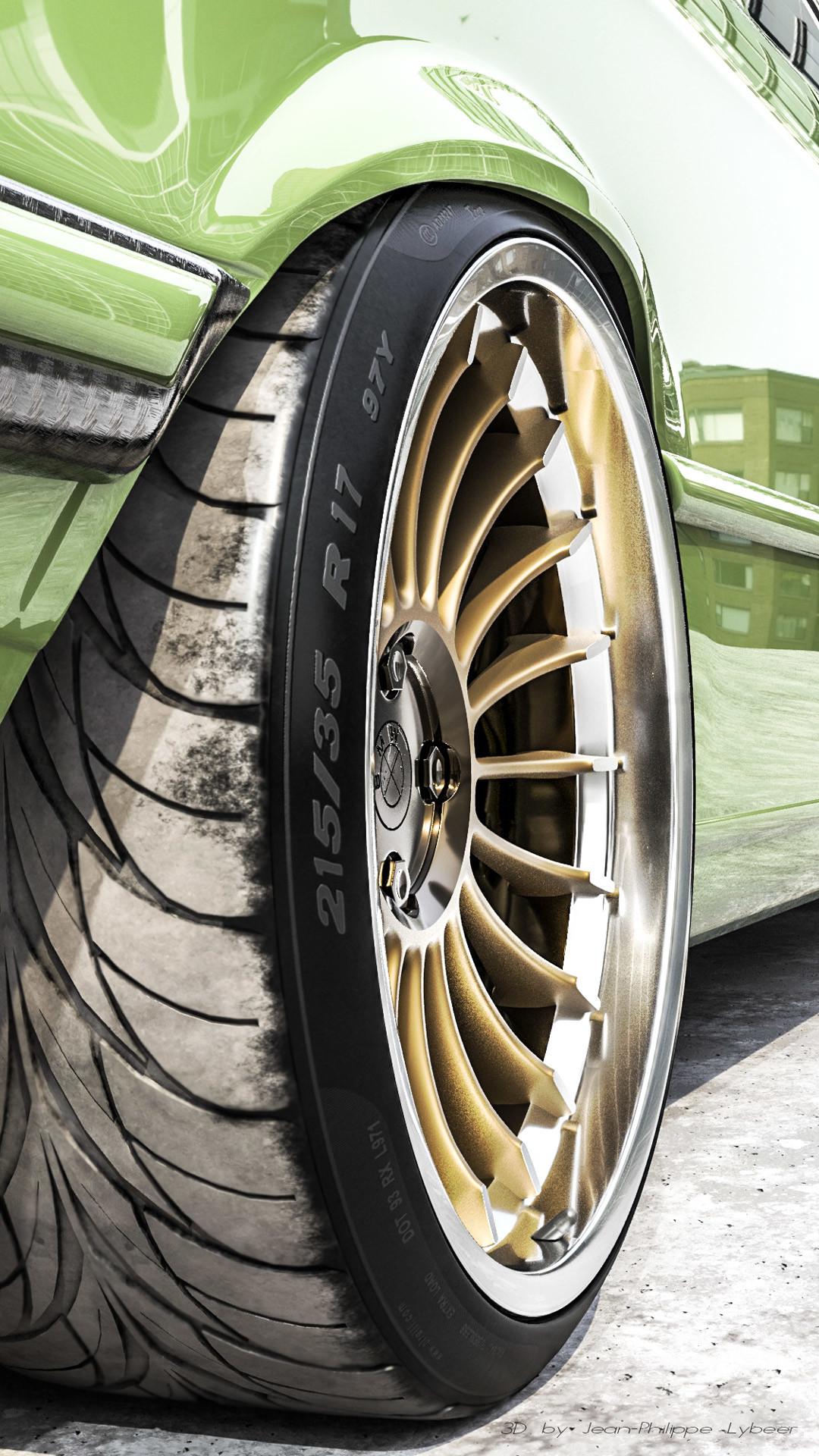 Jean philippe lybeer bmw e21 5 wheel s