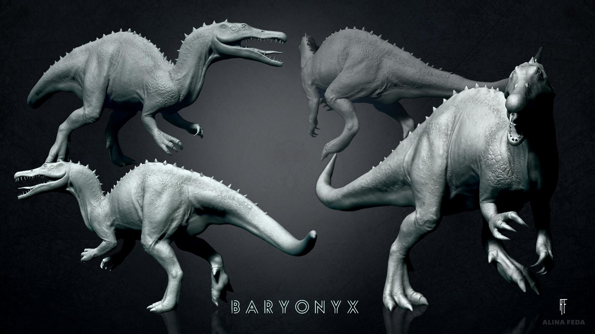 HP Baryonyx