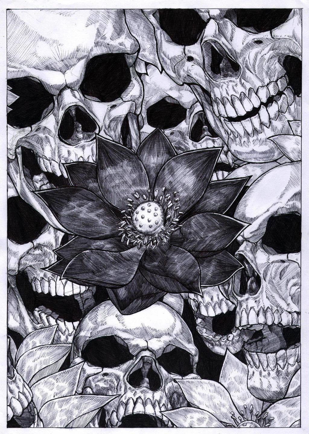 ArtStation - Black Lotus (Smell Of Incense), Wolf Magnum(Usagi Tsukino)