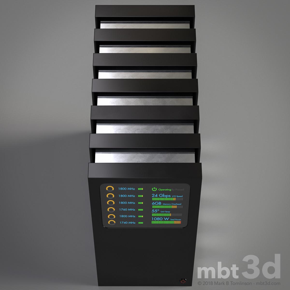 Box XXVI: eGPU Top