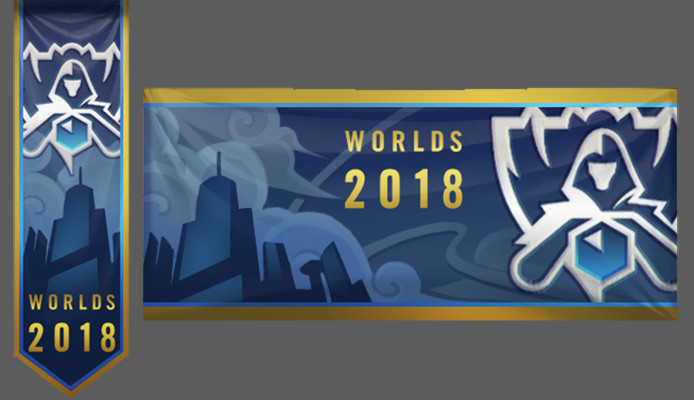 Grace liu worlds2018 banners