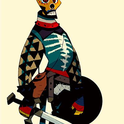 Satoshi matsuura 2018 11 07 mexican skeleton s