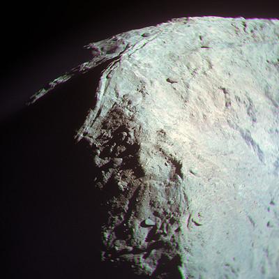Marton antal asteroid