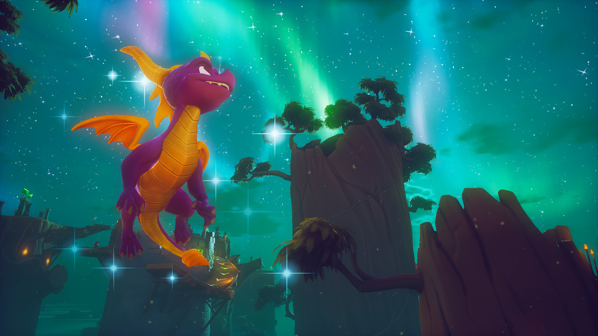 Artstation Spyro Reignited Treetops Didier Nguyen For spyro reignited trilogy on the playstation 4, a gamefaqs message board topic titled hey, f treetops is the hardest level among all 3 spyro games. artstation spyro reignited treetops
