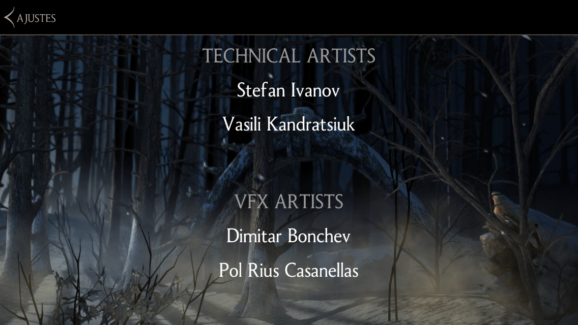 VFX Artist in MKX Mobile at Sperasoft