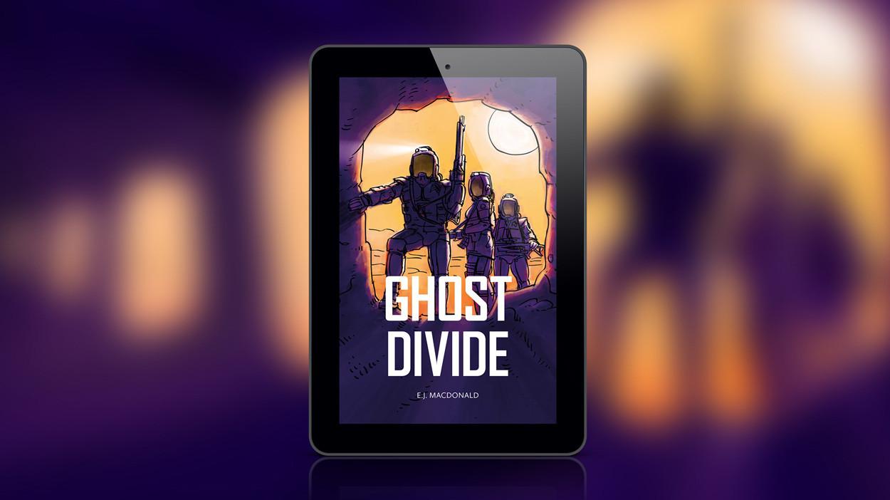 Ronnie jensen ebook mockup ghostdivide
