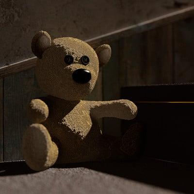 Michelangelo girardi teddybear ig