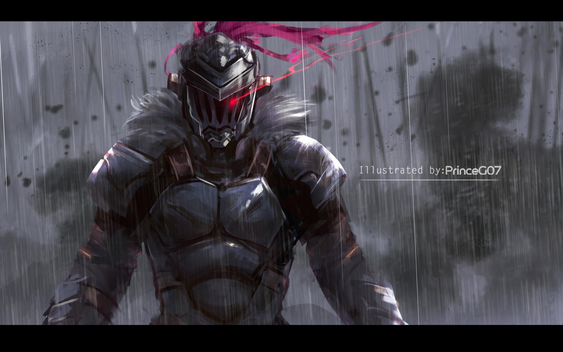 ArtStation - Goblin Slayer, PrinceG07