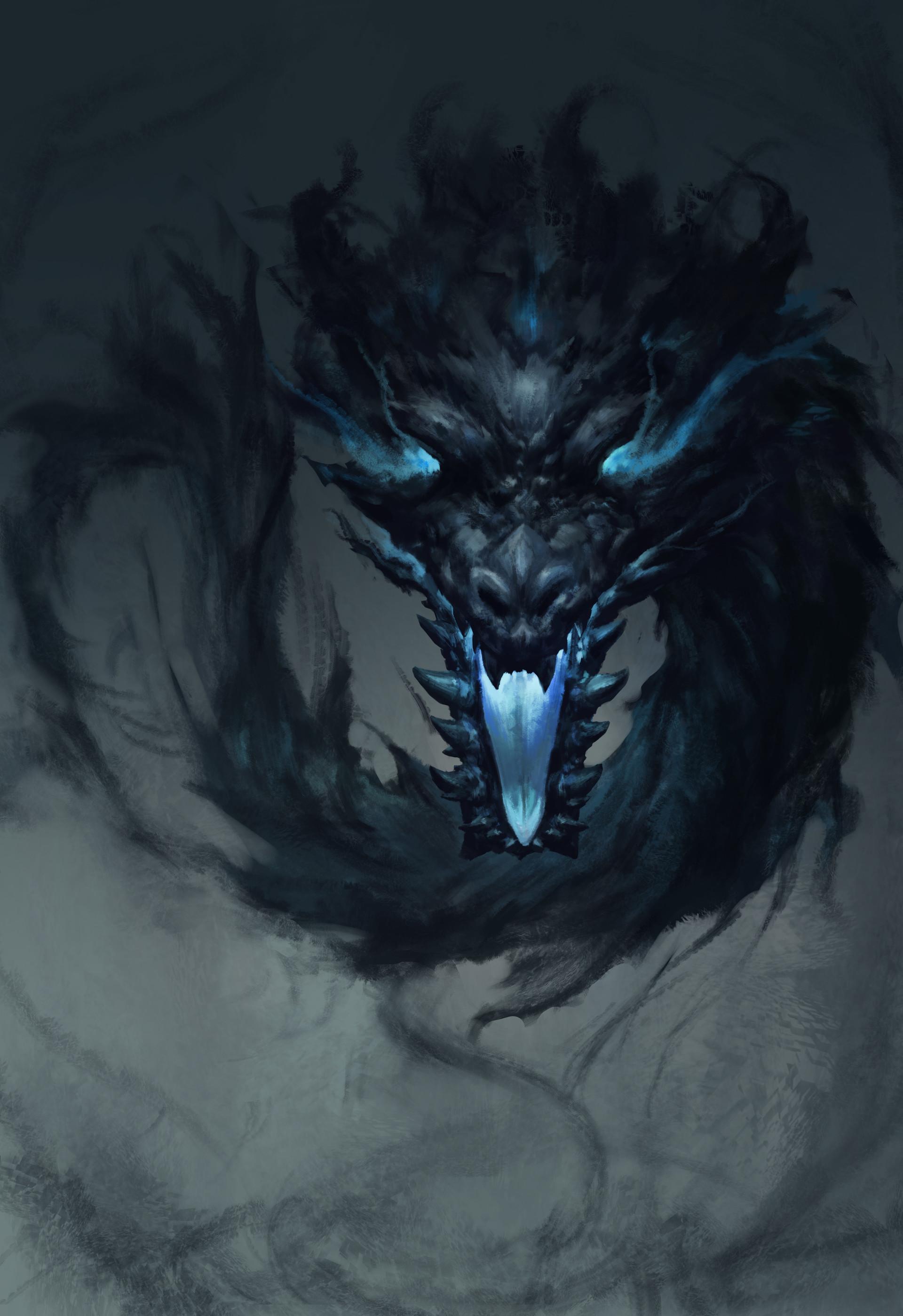 shadow dragon anime