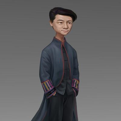 Wu jianhua 11