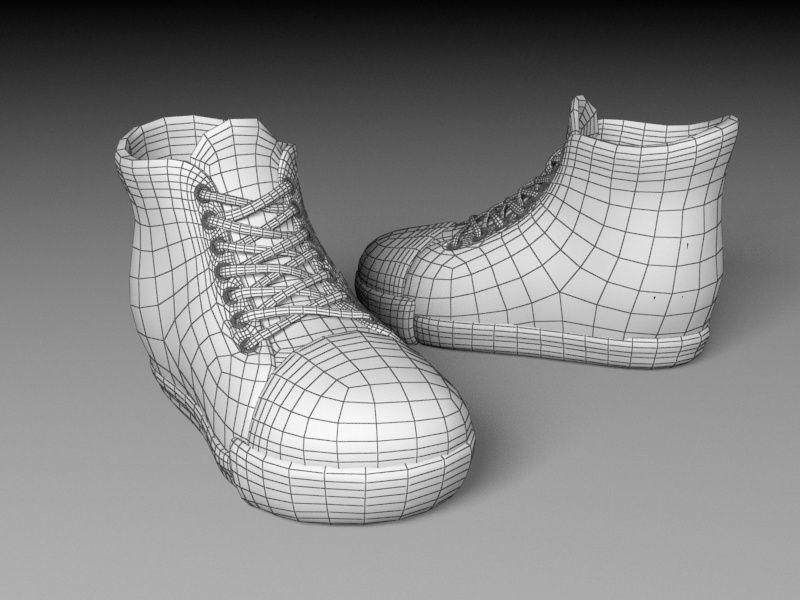 Peta Cabek - cartoon shoes
