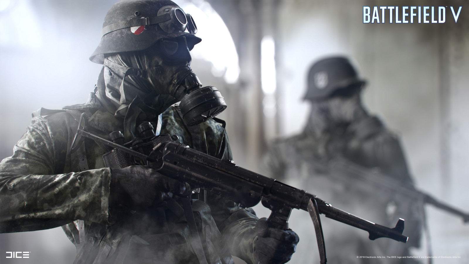 """""""Battlefield V"""" - Axis Stormtroopers - Visual target concept"""