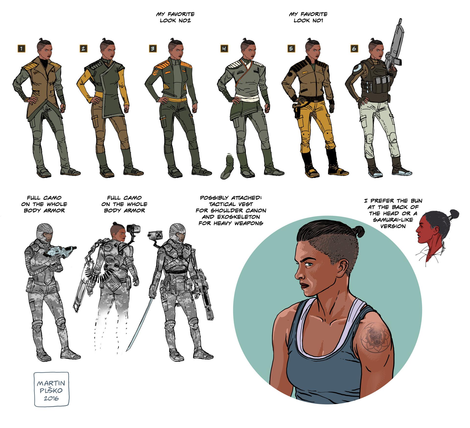 First uniform designs.