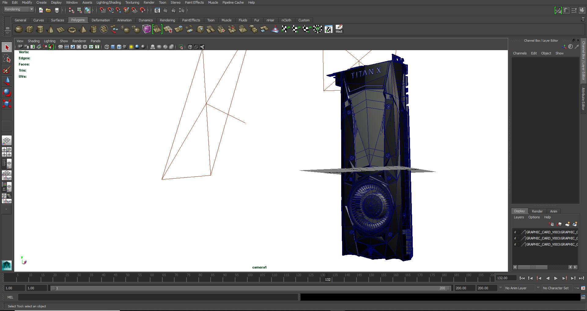 ArtStation - Nvidia titan x graphics card, BARAD 3D Scan