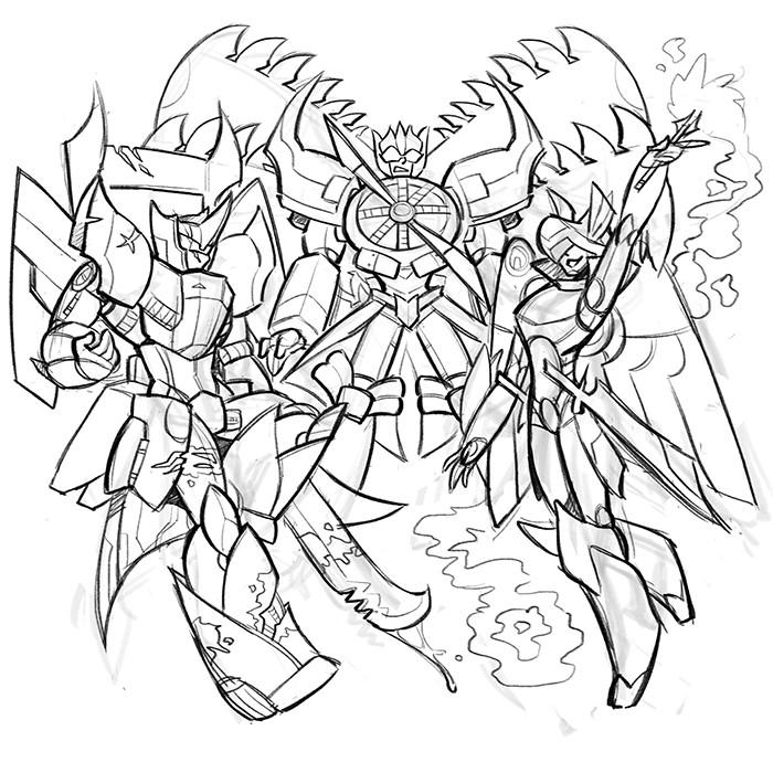 Randa rivera transformers laf harbingers