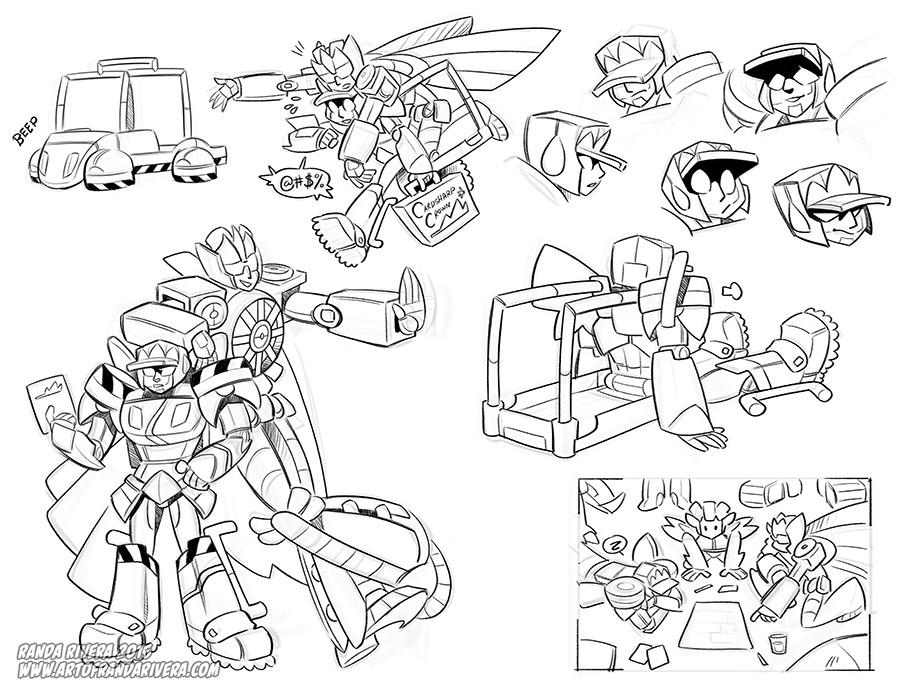 Randa rivera transformers penchant01