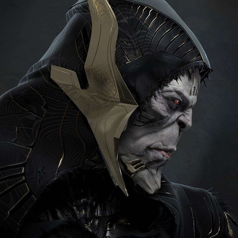 Avengers: Infinity War - Corvus Glaive 'Final'