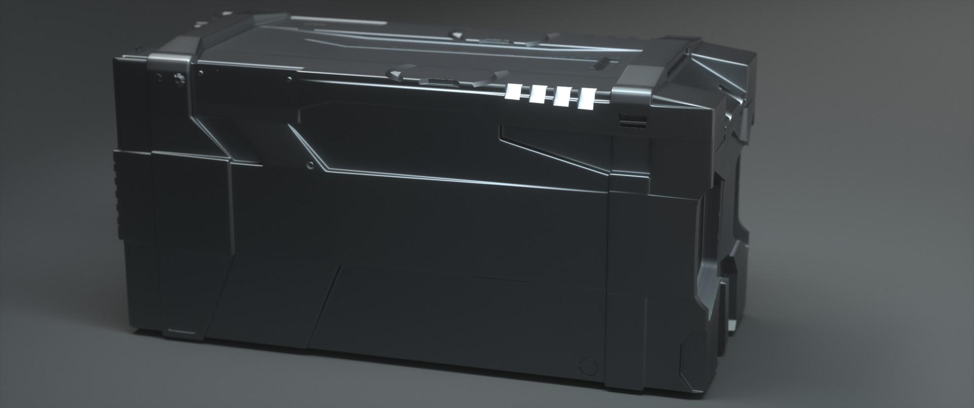 Kresimir jelusic robob3ar 493 breaking the box5