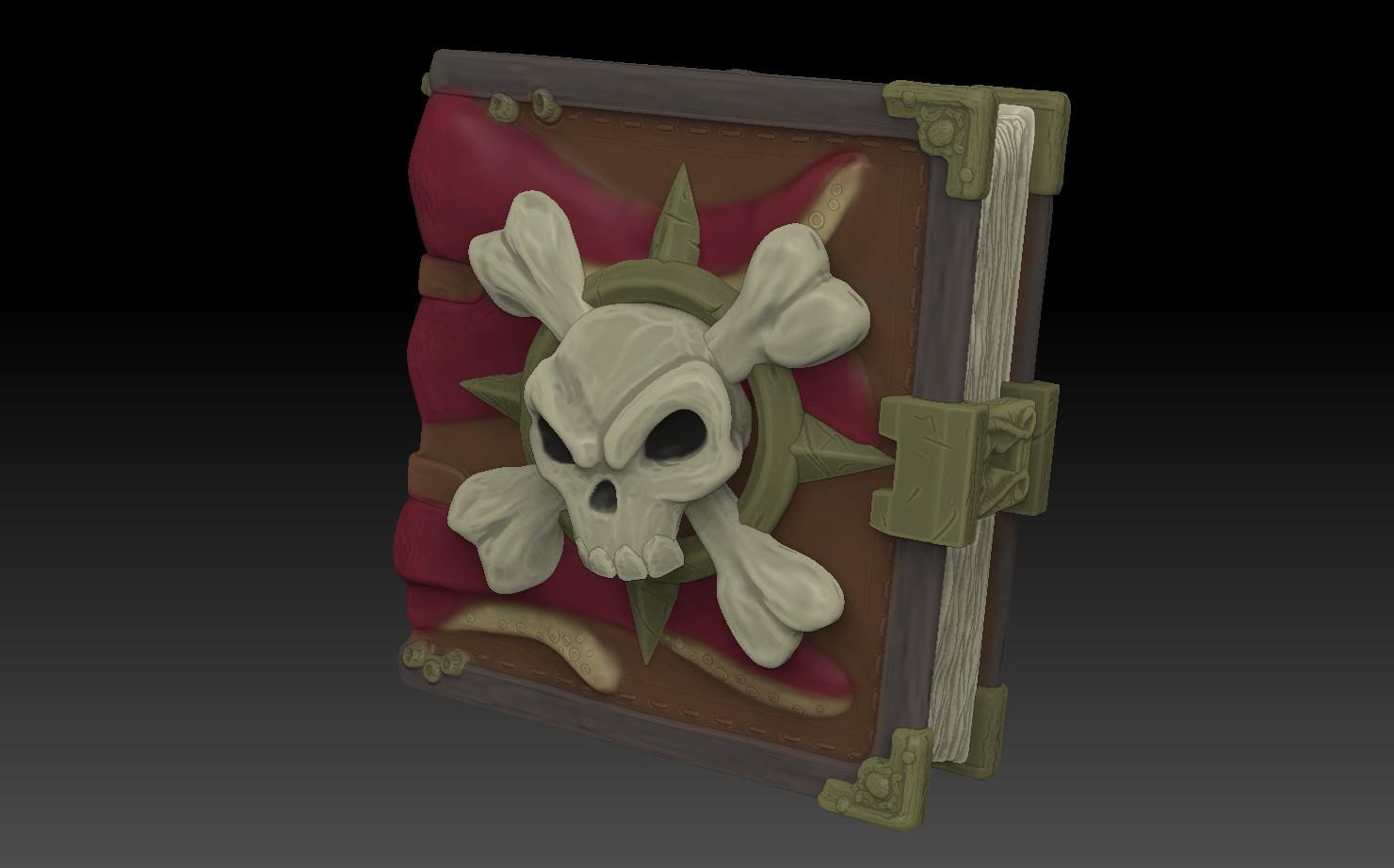 Mat rayner piratebook