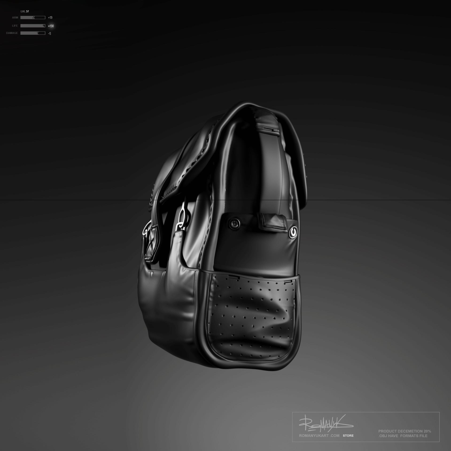 Yuriy romanyk combat bag 01