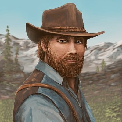 Zach soza rdr2 morgan4