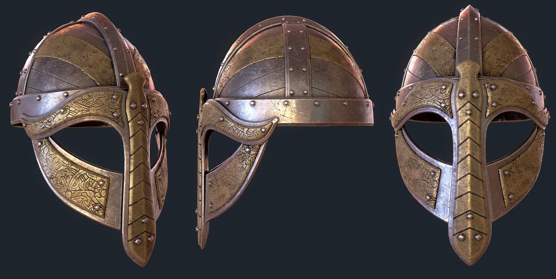 Roger perez helmet