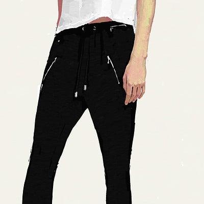 Igor kieryluk pants