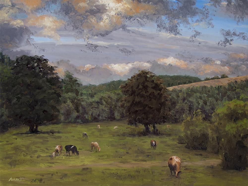 Arthur haas evening in the eifel small