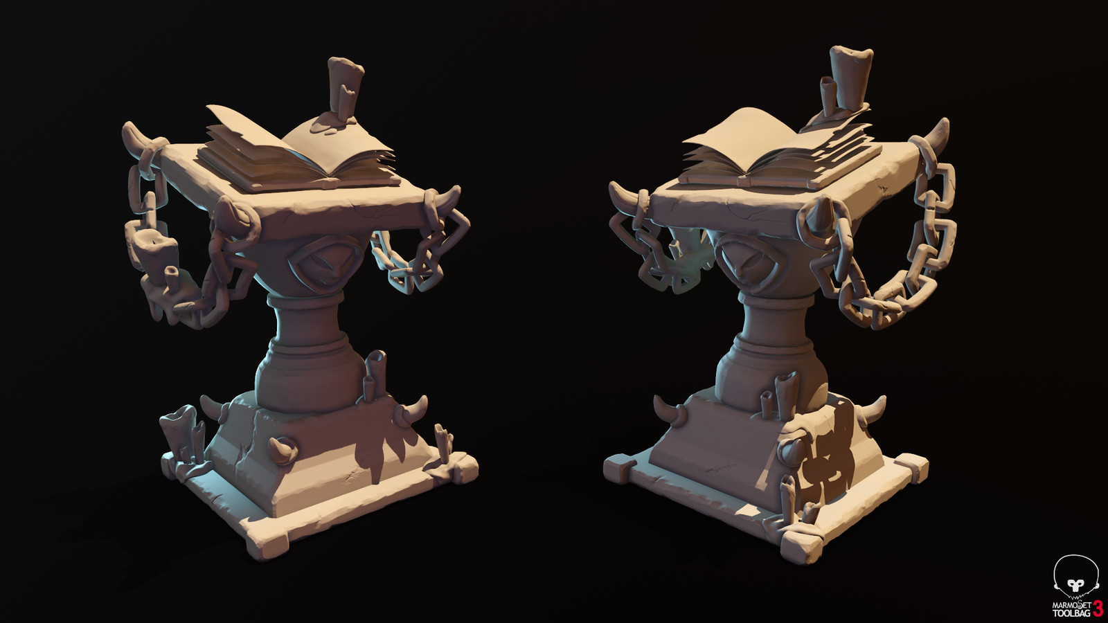 Stylized Sculpts