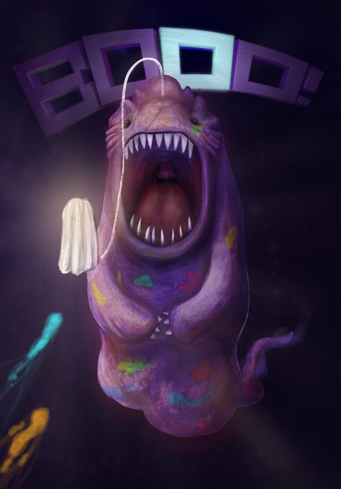 spirit eater