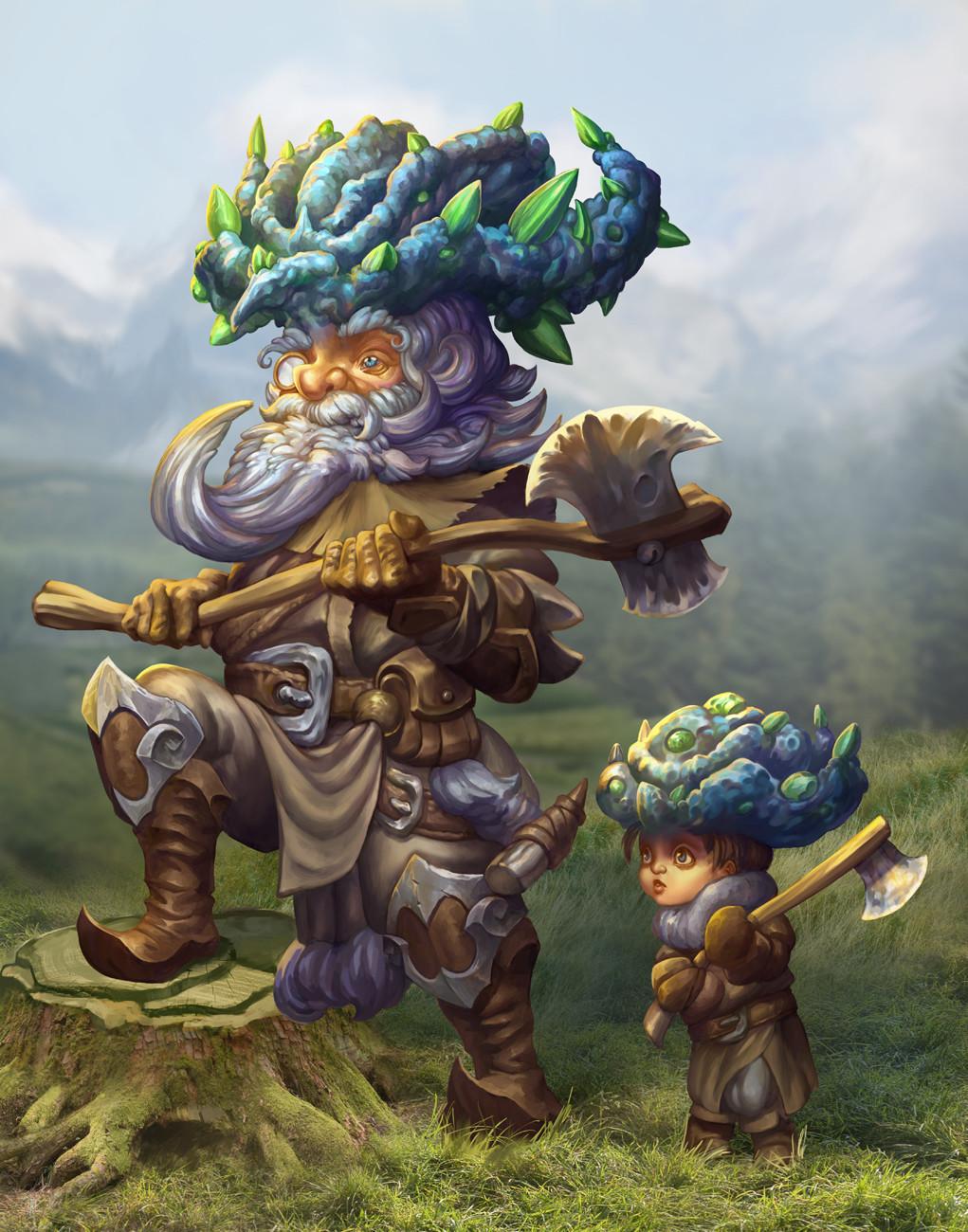 Luka brico woodcutters