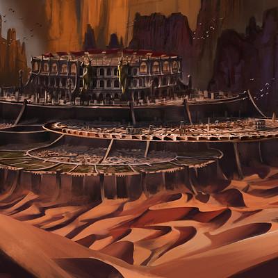 Caio santos desert city 2