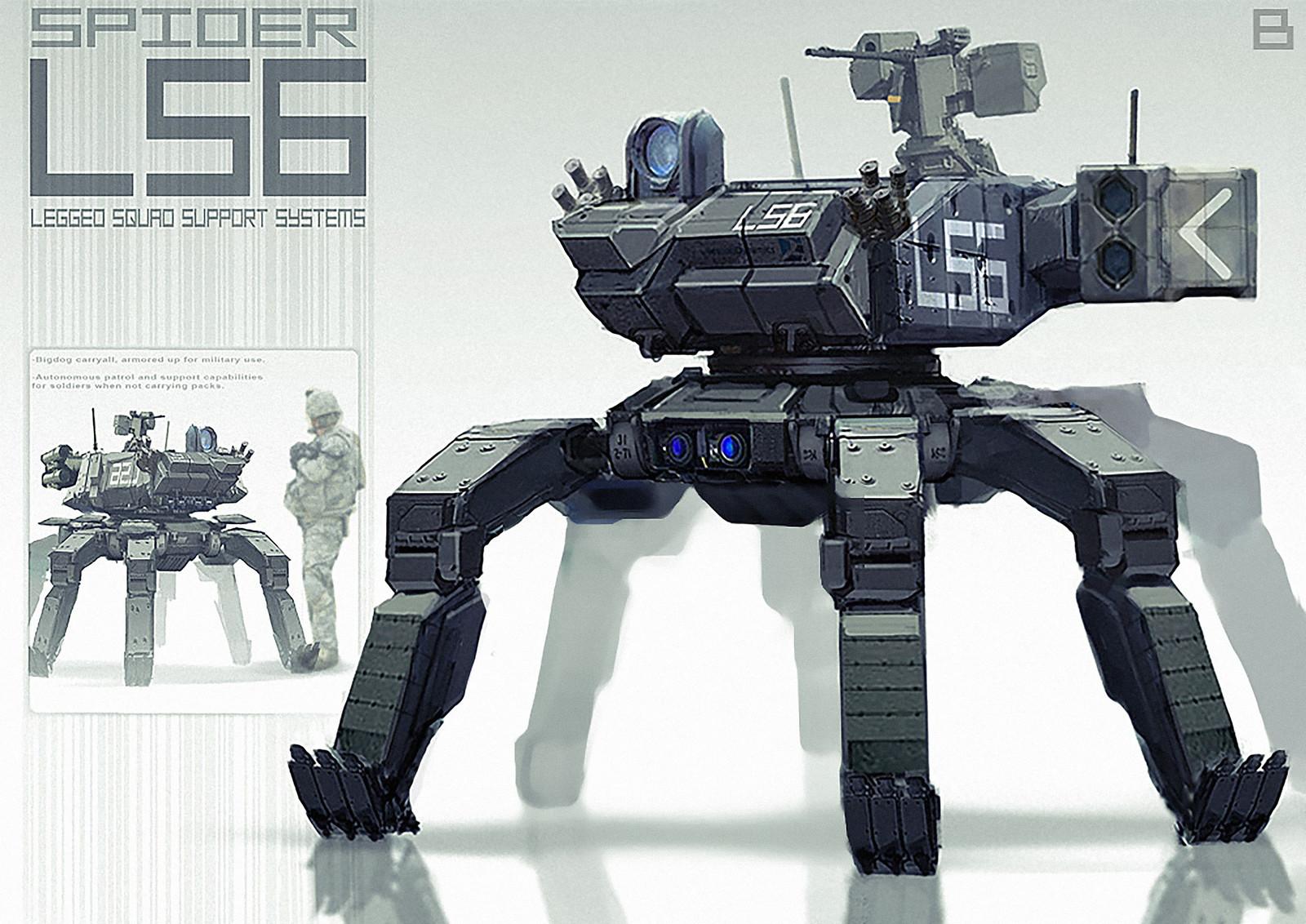 BIG-DOG LS3