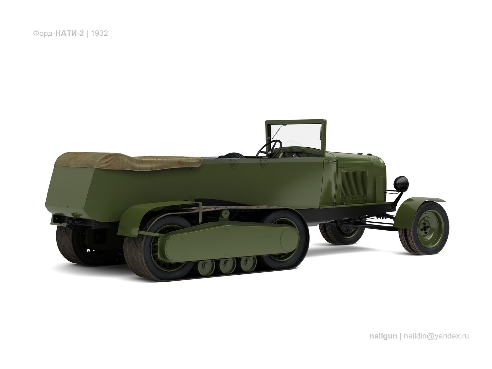 Nail khusnutdinov ussr nati 2 ford 1932 1