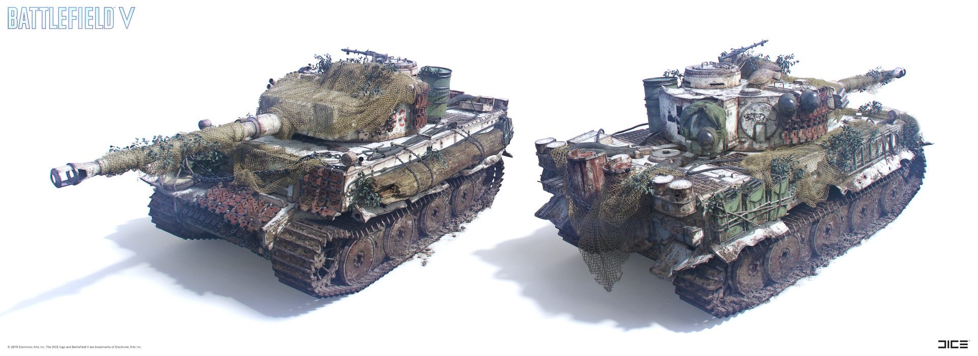 Per haagensen bfv sp the last tiger tiger tank 2