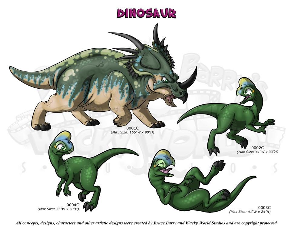 Randa rivera dinosaurs 001