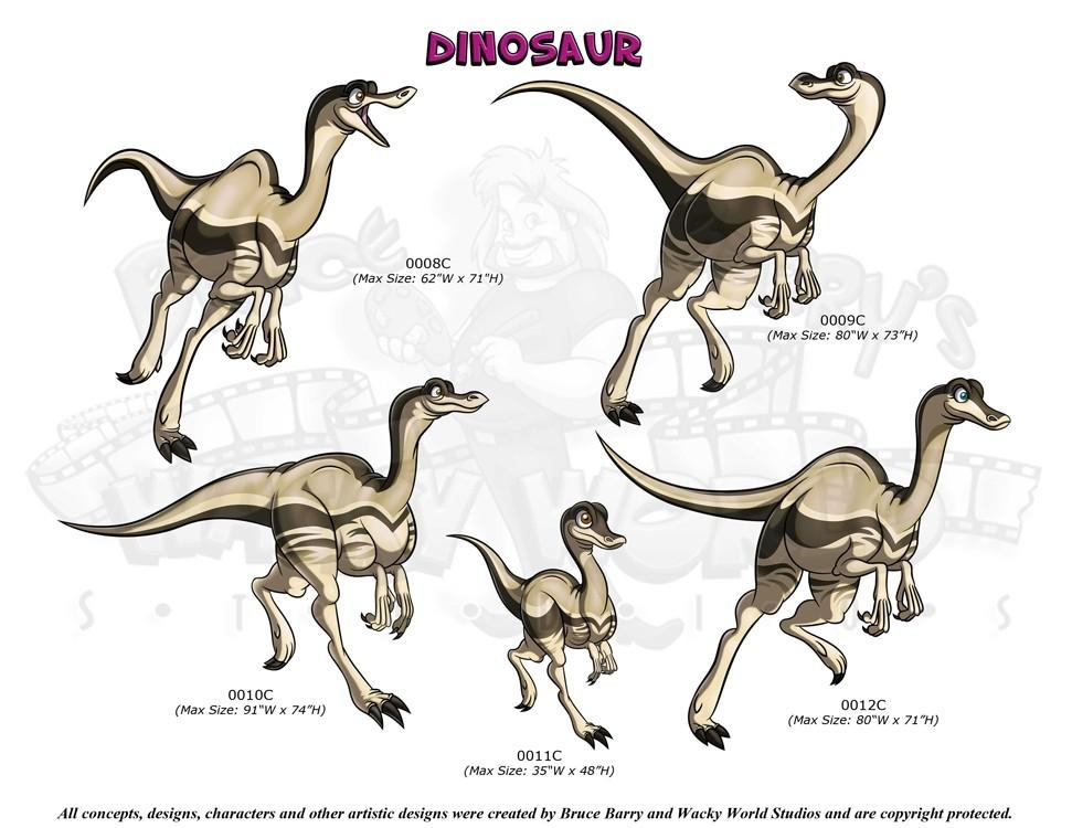 Randa rivera dinosaurs 003