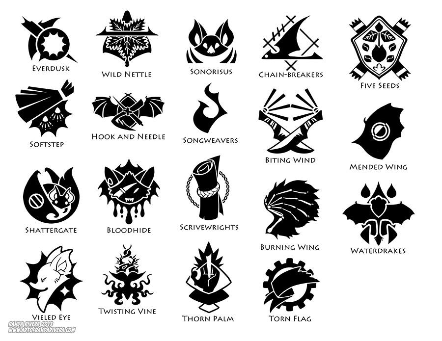 Randa rivera otherspace tupai symbols