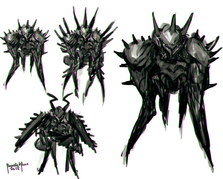 Benedick bana creatures1 lores
