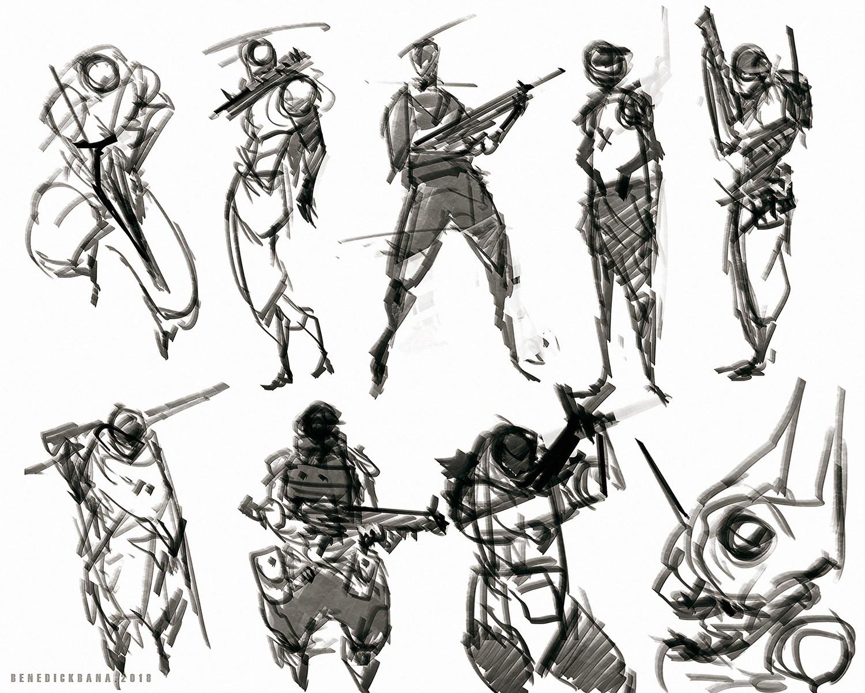 Benedick bana soldier concept art lores