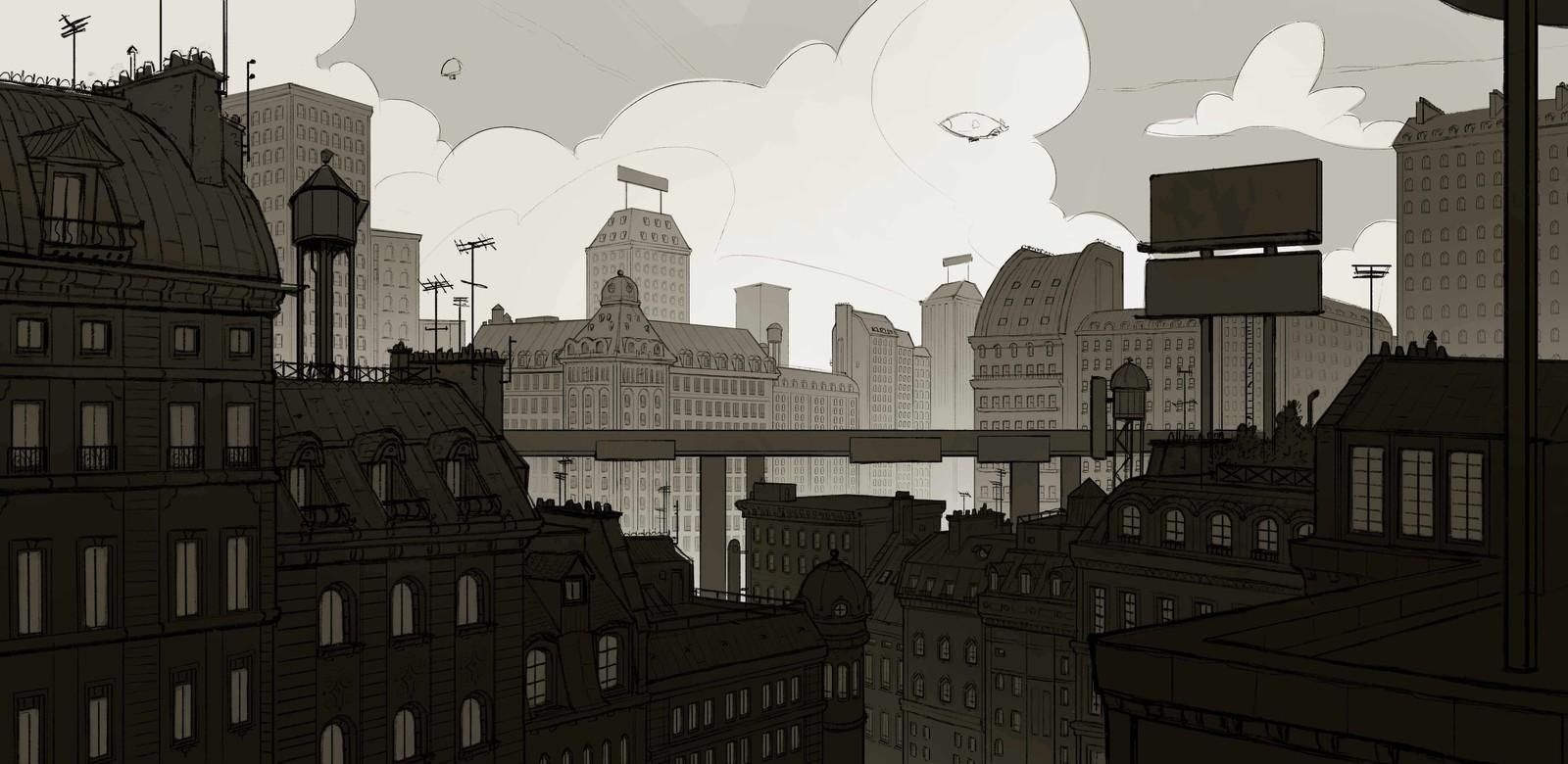 City Layout