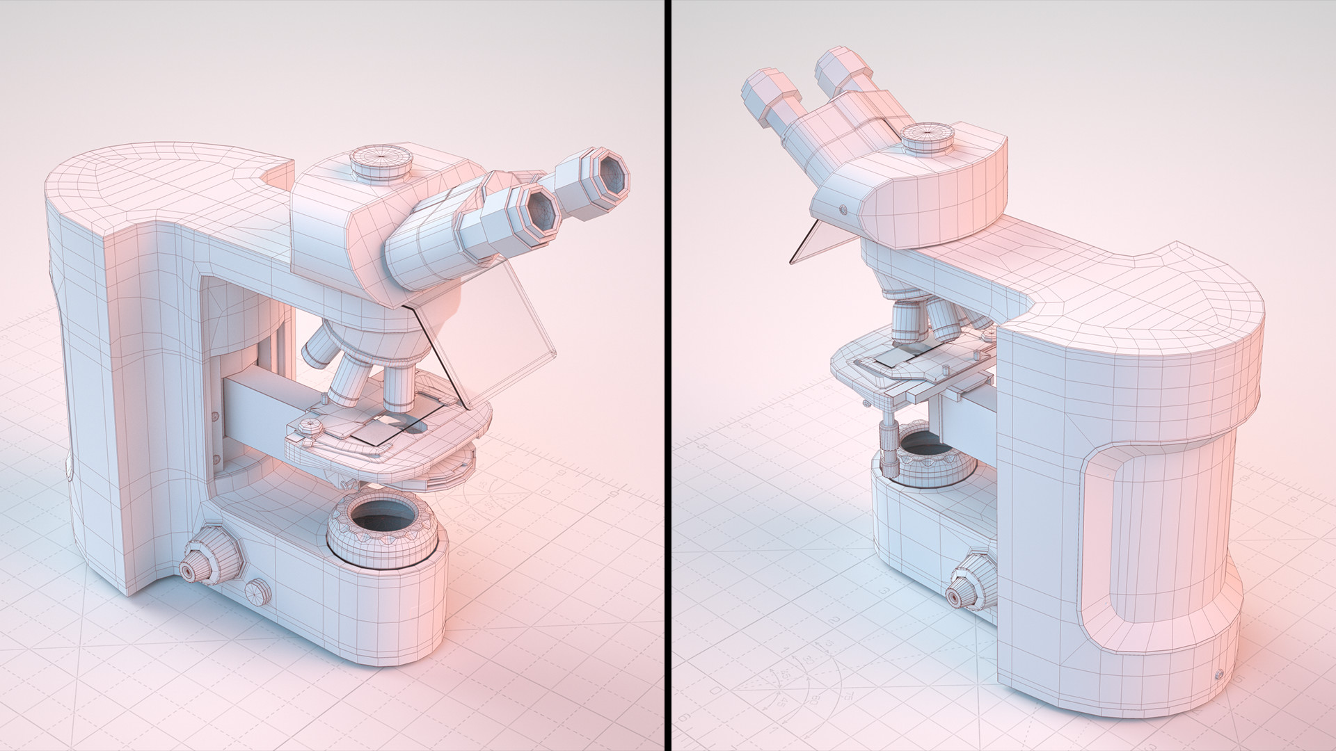 Basile arquis microscope wire 03 comp