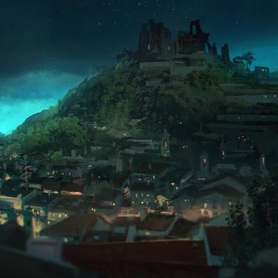Yeve drovossekova hill castle3