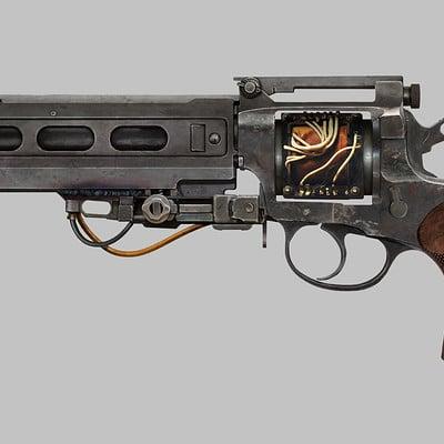 Pavel proskurin revolver