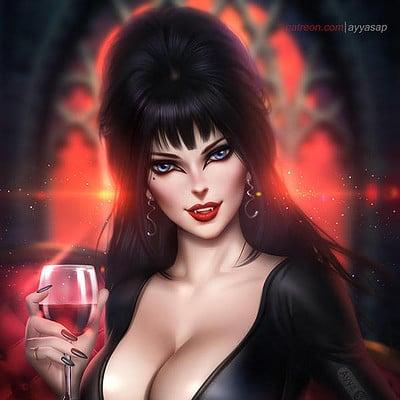 Ayyasap elvira mistress of the dark by ayyasap dcqeh1n fullview