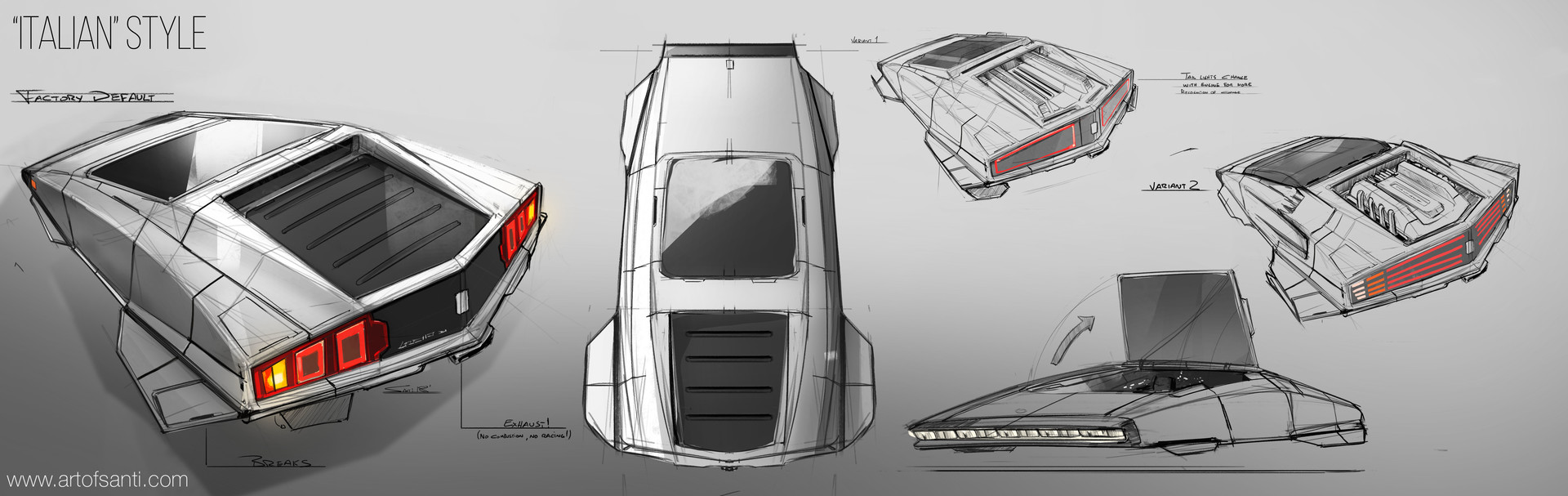 Santiago fuentes spaceracer vehicles concept v001b santiagofuentesitalian style
