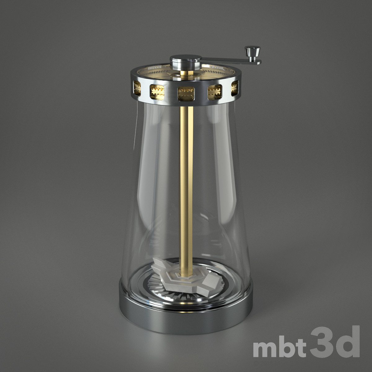 Box 28: A coffee pepper grinder concept